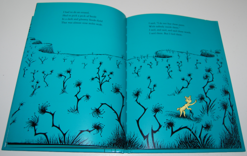 Dr seuss what was i scared of glow book 7
