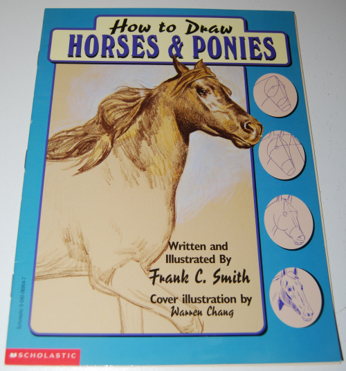 How to draw horses scholastic book