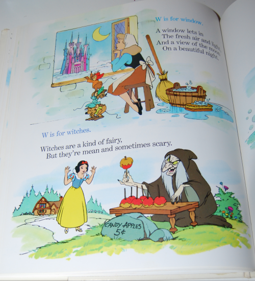 Disney's elegant abc book 9