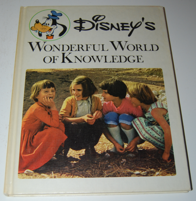 disney's wonderful world of knowledge