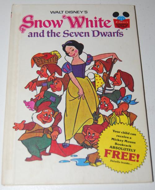 Disney snow white & the 7 dwarves