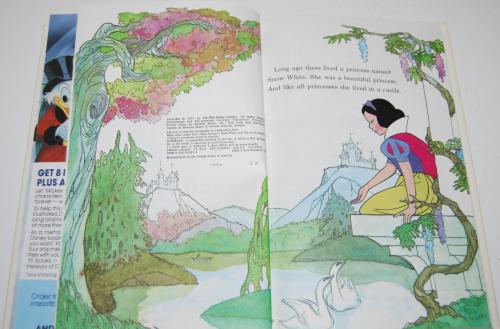 Disney snow white & the 7 dwarves 3