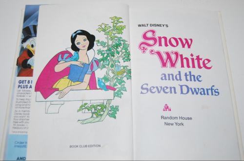 Disney snow white & the 7 dwarves 2