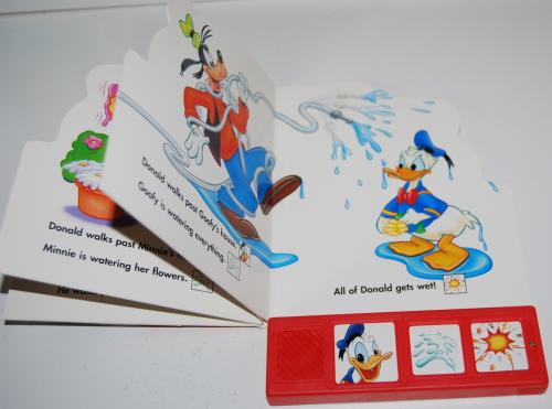 Donald duck sound book 2