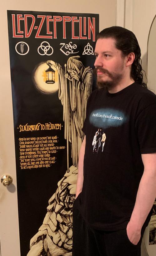 Raven doors tshirt