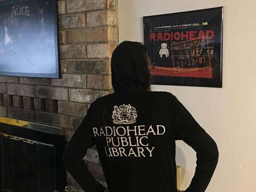 Bren radiohead library