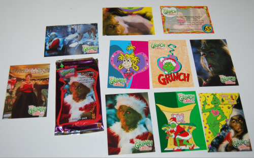 Grinch cards