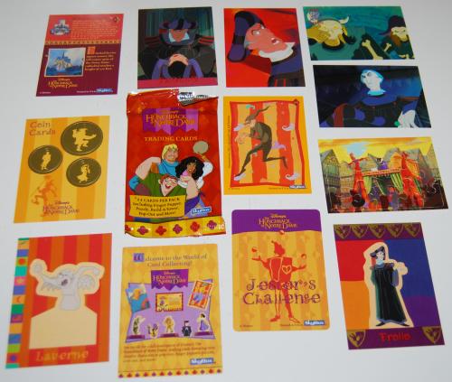 Hunchback of notre dame cards