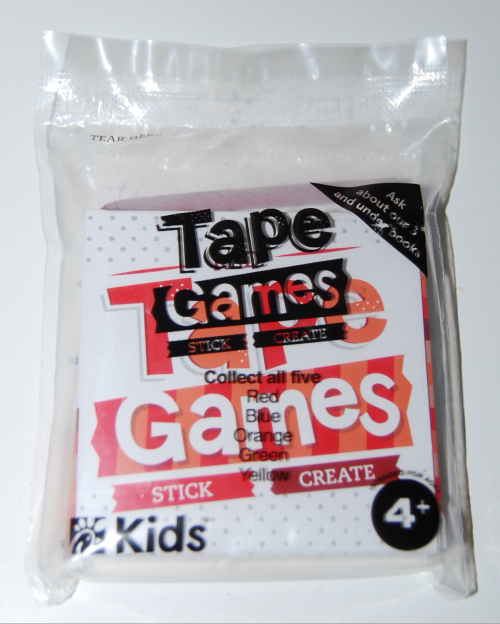 Cfa tape games