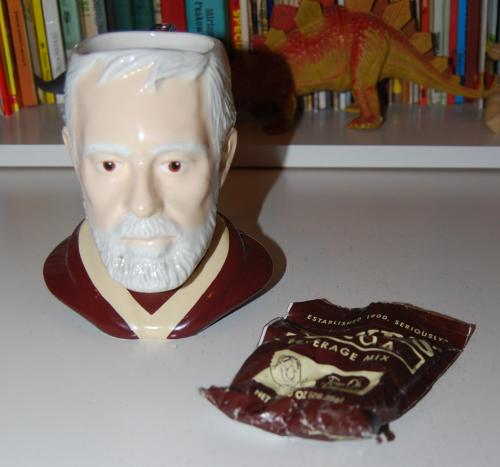 Obi wan cocoa mug