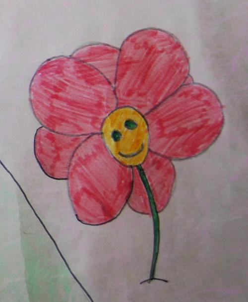When i imagine flower