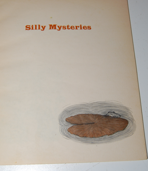 Silly mysteries 1