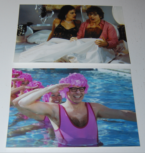 Austin powers photo cards 1