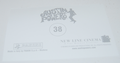 Austin powers photo cards 4