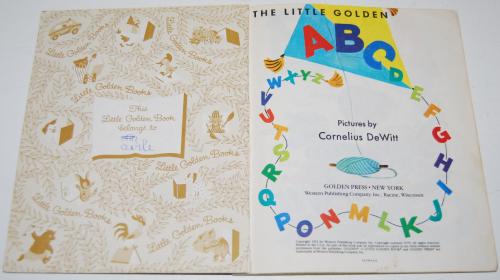 Little golden abc book 1