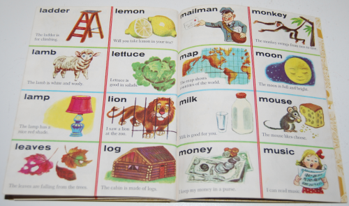 Little golden book picture dictionary 4