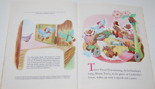Little golden book cinderella's friends 1