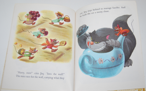 Little golden book cinderella's friends 6