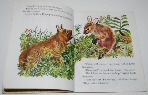 Little golden book hop little kangaroo 3