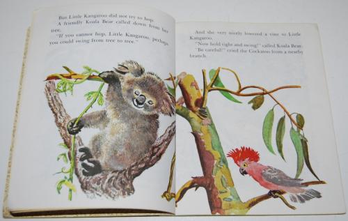 Little golden book hop little kangaroo 4