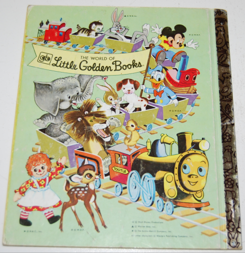 Little golden book disney paul revere x