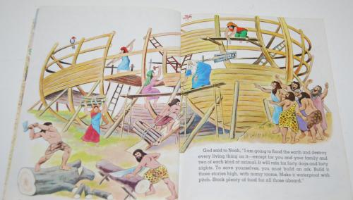 Little golden book noah's ark 2