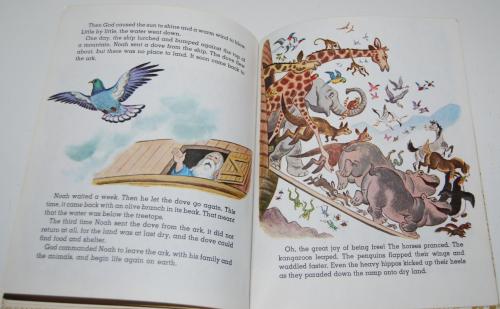 Little golden book noah's ark 8