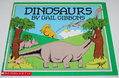 Scholastic dinosaurs