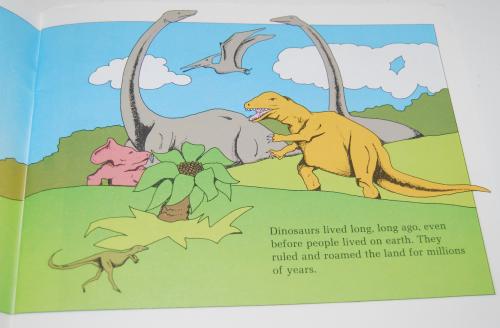 Scholastic dinosaurs 2