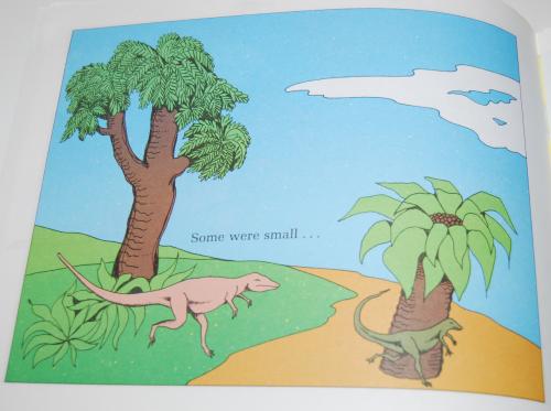 Scholastic dinosaurs 3