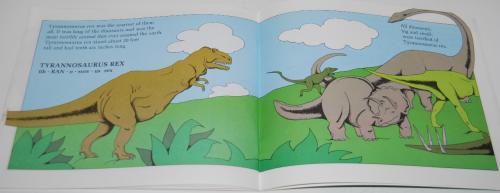 Scholastic dinosaurs 8