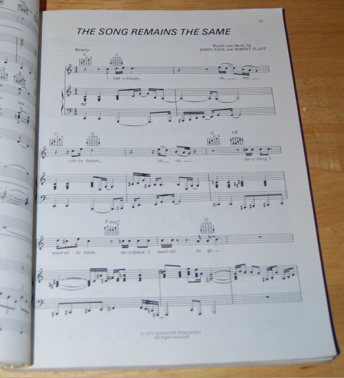 70s guitar song book 3