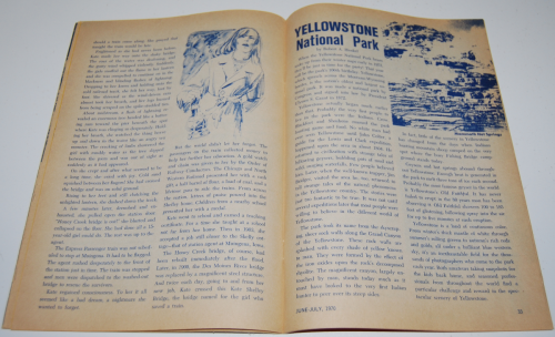 Golden magazine june july 1970 8