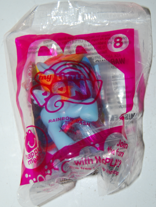 Happy meal toy my little pony 16