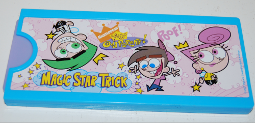 Wendy's kids meal fairly oddparents prize 1