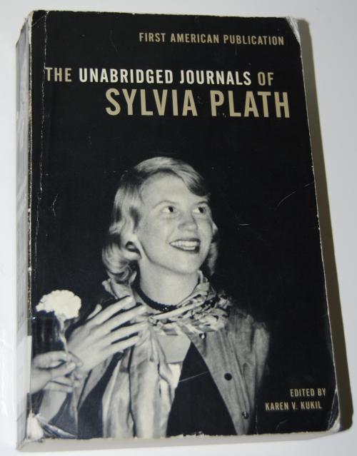 Sylvia plath journals
