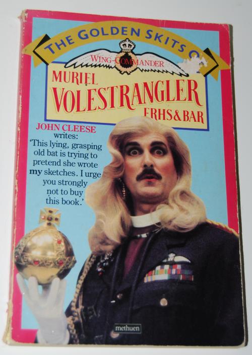 Muriel volestrangler