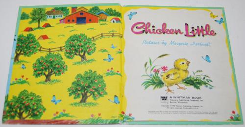 Whitman chicken little 1