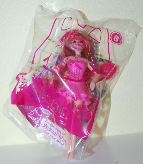 Mcd barbie