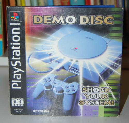 Ps demo disc
