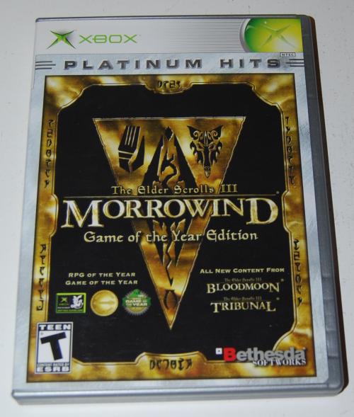 Xbox morrowind
