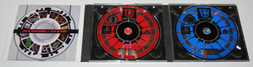 Ps underground discs