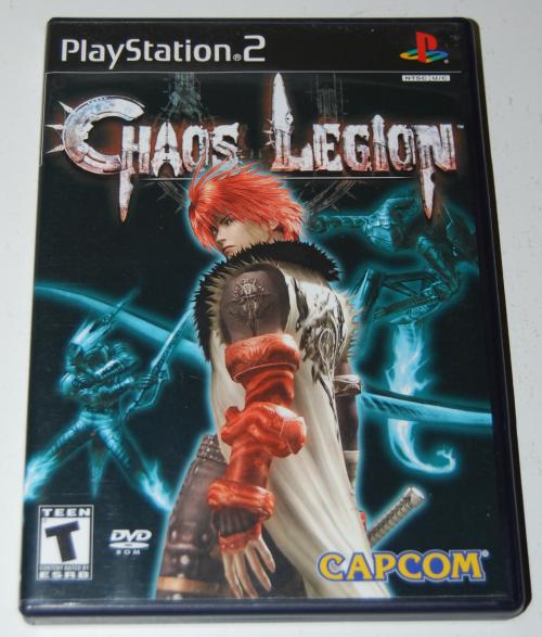 Ps2 chaos legion
