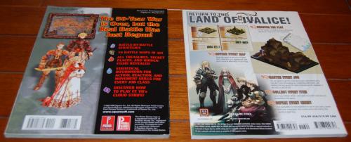 Final fantasy tactics guide
