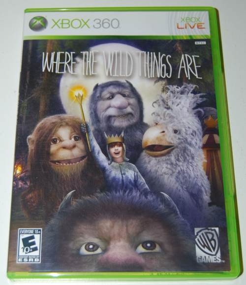 Xbox where the wild things are