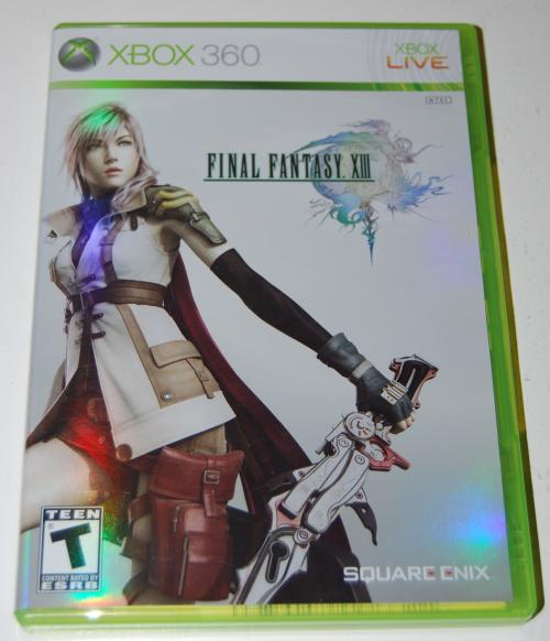 Xbox final fantasy XIII