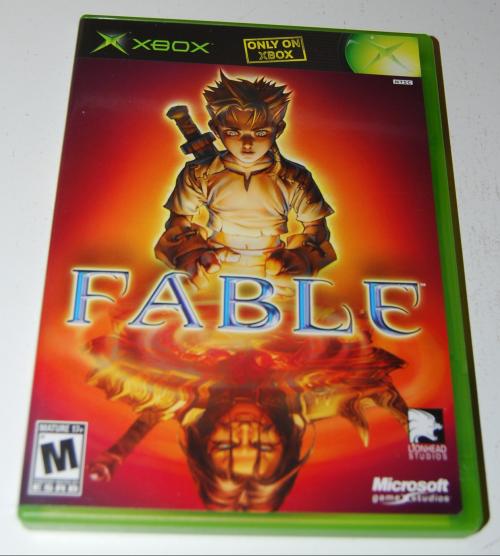 Xbox fable x