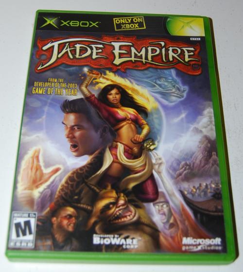 Xbox jade empire