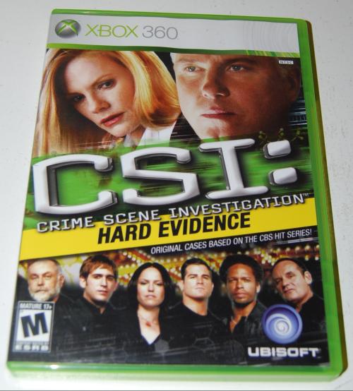 Xbox csi