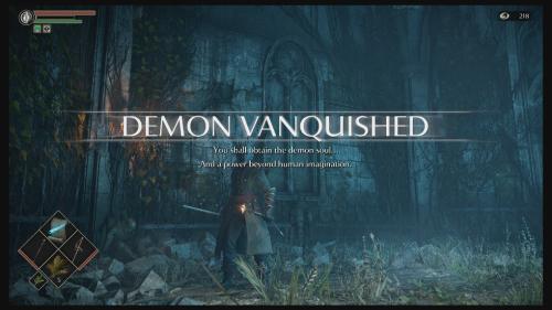 Demon's souls - 9